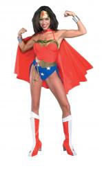 Disfraz de Mujer Maravilla™ para mujer