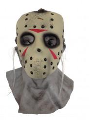 Máscara de Freddy contra Jason™ para adulto