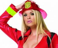 Casco de bombero para adulto