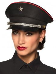 Gorra de la marina americana para mujer