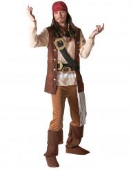 Disfraz de Jack Sparrow de Disney™ para hombre
