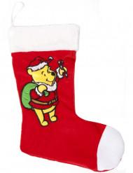 Calcetín de Winnie para Navidad