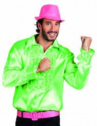 Camisa disco verde