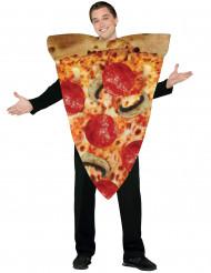 Disfraz Porción de pizza