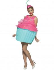 Disfraz cupcake para mujer