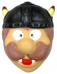 Máscara de vikingo