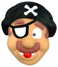 Máscara de pirata para niño