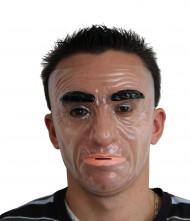 Máscara de rostro adulto