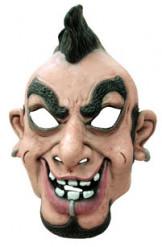 Máscara de rockero cresta