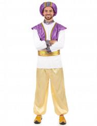 Disfraz de sultán hombre
