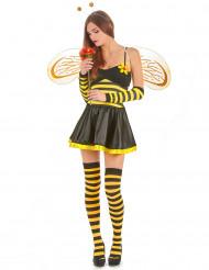 Disfraz de abeja para mujer flor