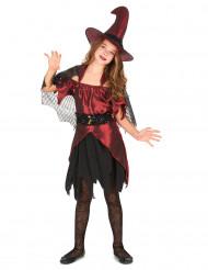 Disfraz de bruja para niña Halloween