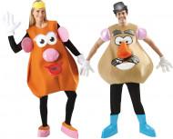 Disfraz pareja señor y señora Patata™