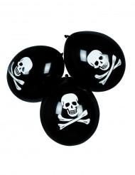 Globos piratas calavera