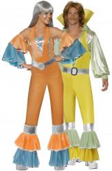 Disfraz de pareja Disco