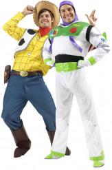 Disfraz pareja  Woody y Buzz lightyear Toy story™