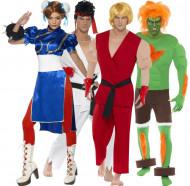 Disfraz de grupo Street fighter IV™
