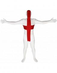 Disfraz Morphsuits™ Inglaterra para adulto