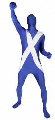Disfraz Morphsuits™ Escocia para adulto