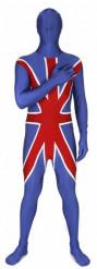 Disfraz Morphsuits™ Reino Unido para adulto