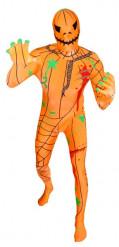 Disfraz Morphsuits™de calabaza para adulto
