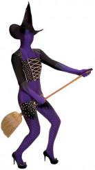 Disfraz Morphsuits™ bruja para mujer
