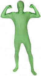 Disfraz Morphsuits™ verde para adulto