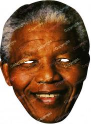 Careta de Nelson Mandela