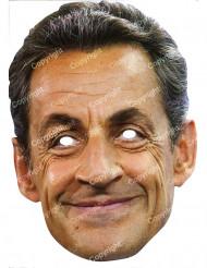Careta de Nicolas Sarkozy