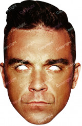 Careta de Robbie Williams