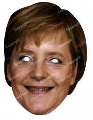 Careta de Angela Merkel