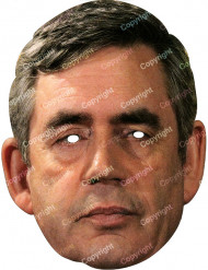 Careta de Gordon Brown