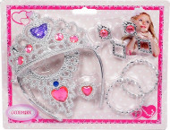 Kit de princesa para niña