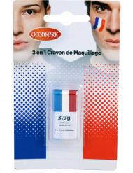 Lápiz de maquillaje 3 en 1 Francia
