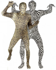 Disfraz de pareja Morphsuits