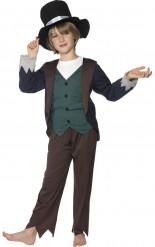 Disfraz de época victoriana para niño