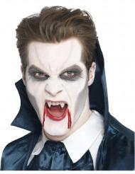 Dientes de vampiro Halloween