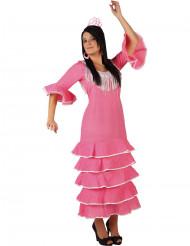 Disfraz de bailaora de flamenco para mujer