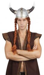 Peluca vikinga