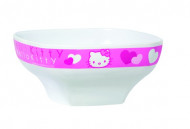 Plato hondo de melamina Hello Kitty