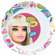 Plato de melamina Barbie™