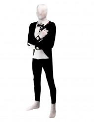 Disfraz de segunda piel negro