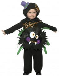 Disfraz de araña loca para niños