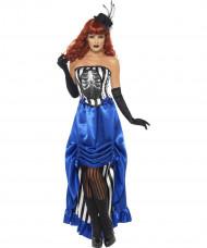 Disfraz de cabaret Halloween