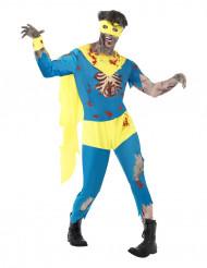 Disfraz de superhéroe zombie