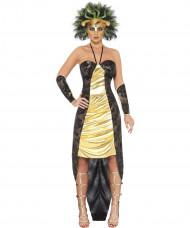 Disfraz de reina de los mares Halloween