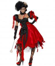 Disfraz de reina de corazones Halloween