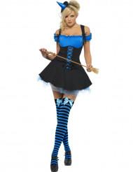 Disfraz de bruja sexy Halloween