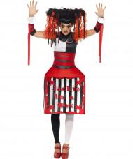 Disfraz de muñeca de Halloween