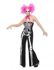Disfraz de esqueleto Halloween